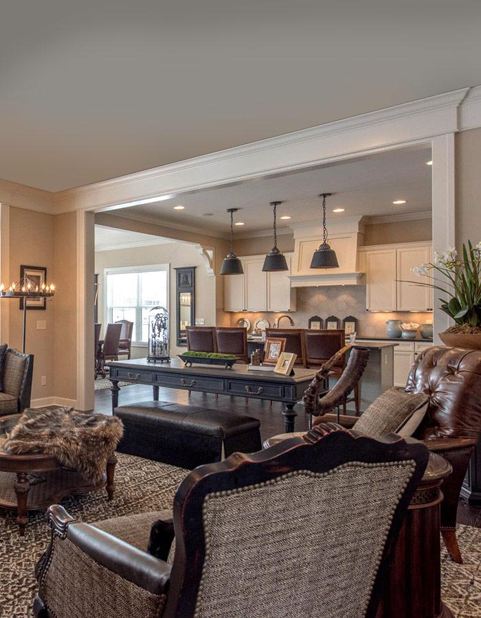 Premier custom luxury home builder, New custom homes, Custom homes