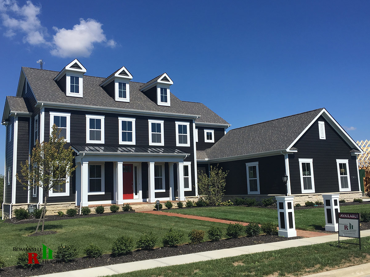 Gallery Of New Custom Homes New Homes Gallery Gallery Of