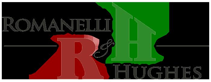 RH Homes Logo