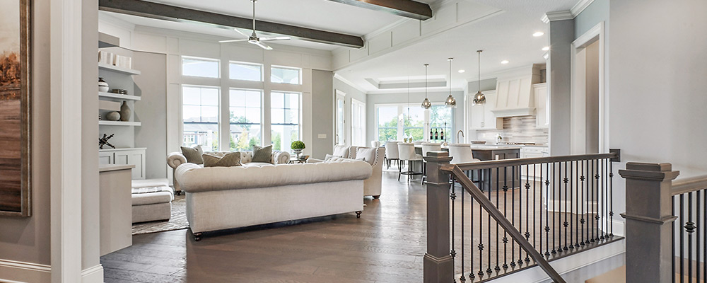 home_interior built from design center ideas